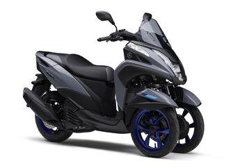 Wuih, Yamaha NMAX 3 Roda Alias Tricity 155 2020 Siap Meluncur, Intip Spesifikasinya