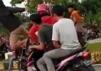 Seorang Bapak Dikeroyok Massa Hingga Tewas, Setelah Kedua Anaknya Ditangkap Polisi Gara-gara Mencuri Motor