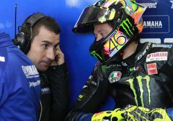 Resmi Rekrut Kepala Kru Tim yang Baru, Bisakah Valentino Rossi Berjaya di Balap MotoGP 2020?