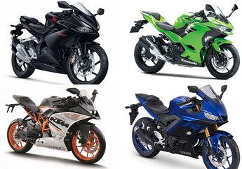 Update Harga Motor Sport Fairing 250 cc Selama Ramadan 2020, Banderol Motor Baru Ini Alami Kenaikan
