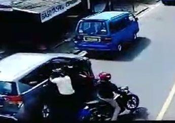 Gagal Gondol Uang Rp 80 Juta, Ini Kronologis Perampok Mobil di Bojongsari yang Kabur Pakai Motor