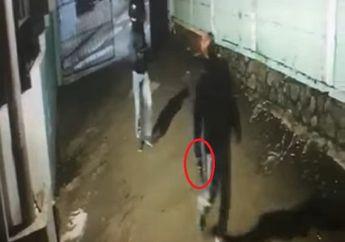 Maling Makin Beringas, Video 3 Motor Lenyap Sekaligus dalam Semalam di Depok, Pelaku Bawa Senjata Tajam dan Pistol