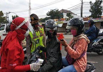 Mudik Lokal Resmi Dilarang, Dishub Jakarta Siap Perketat Penjagaan dari Pengendara yang Bandel