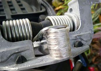 Canggih Cukup Bermodal Uang Koin Jok Yamaha NMAX Otomatis Terbuka Sendiri Tanpa Hidrolik.