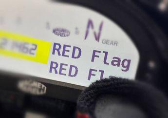 Kebangetan, Pembalap MotoGP Sampai Ngeles Gak Lihat Tanda Bendera, Buktinya Di Mana-mana