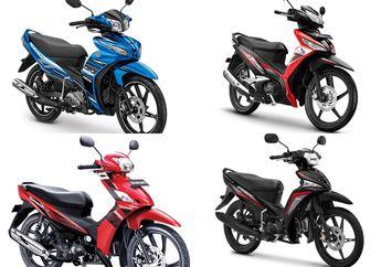 Banjir Diskon! Update Harga Motor Bebek September 2020, Potongan Hingga Jutaan Rupiah Cash atau Kredit Bisa