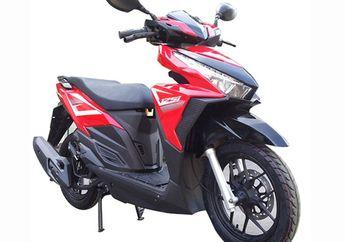 Bikers Langsung Melongo, Motor Matic Mirip Honda Vario Ini Resmi Dijual Cuma Rp 4 Jutaan, Fiturnya Boleh Juga