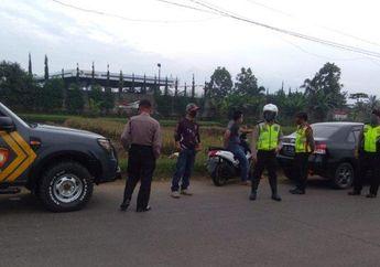 Gak Ada Kapoknya Balap Liar Ramadhan Race, Polisi Patroli Setiap Hari dan Berhasil Amankan 8 Motor Pelaku