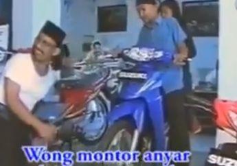 Kilas Balik, Video Dangdut Iklan Suzuki Shogun Bikin Semua Mau Joget