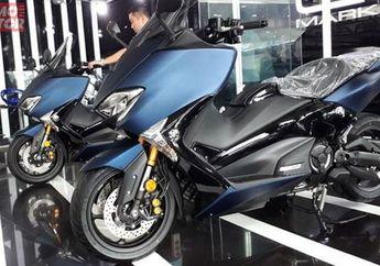 Buruan Sikat! Harga Motor Baru Kakak Yamaha NMAX Kena Diskon Sampai Rp 20 Juta Plus Bonus Helm Mahal