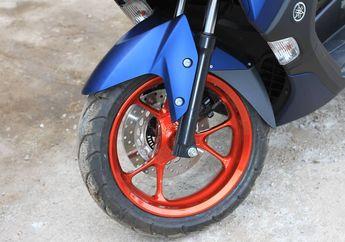 Cat Pelek Yamaha NMAX Cuma Rp 350 Ribu, Motor Tidak Perlu Menginap