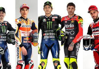Wow! 5 Pembalap MotoGP Dengan Pengikut Di Medsos Paling Banyak, Udah Tembus Jutaan