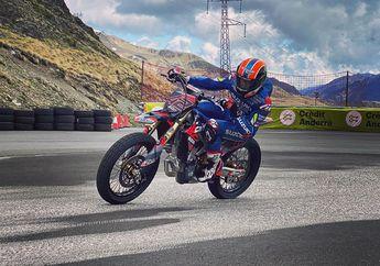 Waktu Kayak Berhenti, Pembalap MotoGP Alex Rins Ngegas 2 Motor Sekaligus, Tanda-tandanya Kembali Normal