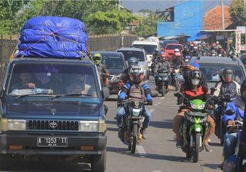 Hore Larangan Mudik Berakhir, Motor dan Mobil Boleh ke Luar Kota Tanpa SIKM Tapi Ada Syarat Pribadi