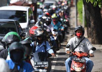 Asyik, Bikers Jabodetabek Bisa Gak Terkena Izin Keluar Masuk Jakarta, Ini Syaratnya