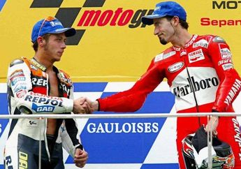 Wow! Niatan Valentino Rossi Tetap Ngegas di MotoGP 2021, Dapat Dukungan Legenda MotoGP
