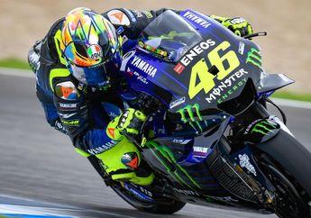 Wuih, Valentino Rossi Disuruh Pikirin Hal Ini Di MotoGP Sama Musuh Bebuyutan Tapi Bukan Soal Pensiun