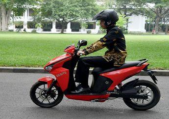 Putra Hary Tanoe Resmi Jadi Pemenang Lelang Motor Listrik Jokowi, Ketua MPR Mengaku Kena Prank Buruh dari Jambi