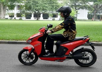 Lelang Motor Milik Presiden Jokowi Laku  Rp 2,55 miliar, Ternyata Ada Keunggulan yang Gak Ada di Motor Lain