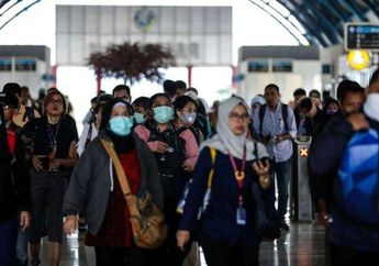 Bikers Catat Nih, Penumpang Kereta Mudik atau Balik ke Jakarta Kini Wajib Kantongi SIKM, Begini Kata PT KAI