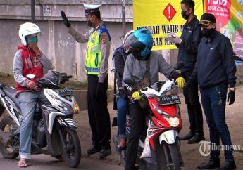Bikers Simak Nih Pos-pos Pengecekan SIKM di Bodetabek Sebelum Bisa Lolos ke Jakarta, Ada 11 Titik