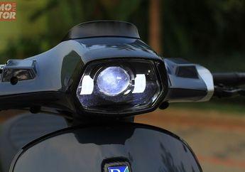 Waduh Serius Nih? Pasang Lampu Projector di Motor Bisa Bikin Kiprok Jebol
