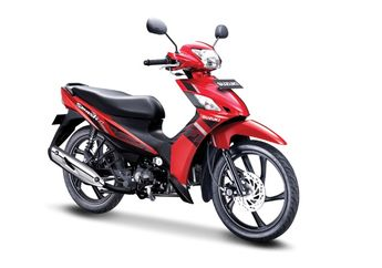 Si Gesit Irit, Cukup Bayar Rp 1,7 Jutaan Bisa Bawa Pulang New Suzuki Smash FI, Cicilannya Rp 700 Ribuan