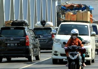 2 Hukuman Untuk Pemudik yang Kembali ke Jakarta Tanpa Membawa SIKM, Begini Kata Dirlantas Polda Metro Jaya