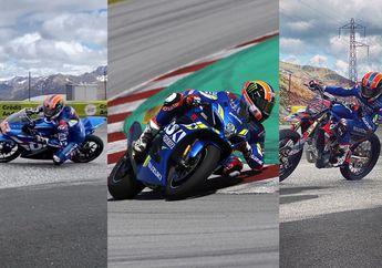 Bikin Heboh, Alex Rins Satu-satunya Pembalap MotoGP Dalam Seminggu Latihan Pakai 3 Motor Berbeda, Apa Aja Motornya?