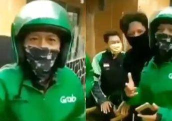 Viral! Ojol Marah-marah ke Tenaga Medis dengan Video Indonesia Terserah, Berakhir Seperti Ini