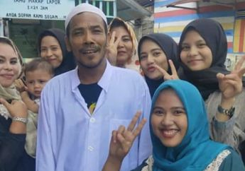 Disambut Bak Artis Ternama, Begini Porter M Nuh Eks Pemenang Lelang Motor Listrik Jokowi