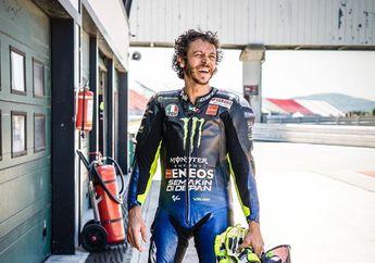 Awal Juni Puluhan Tahun Lalu, Laga Valentino Rossi Terakhir Gagah Perkasa di MotoGP Italia