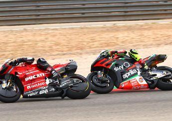 Panas Nih! Ada Niat Pertahankan Espargaro dan Iannone di MotoGP 2021, Kok Aprilia Incar Danilo Petrucci?
