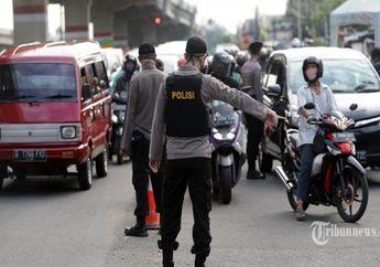 Pemudik Wajib Waspada, Polisi Siapkan Pos Pengecekan SIKM di Sekitar Jakarta, Ini Sebaran Lokasinya