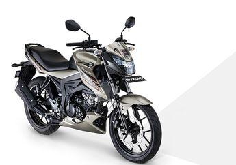 Lebaran Makin Keren Naik Suzuki GSX-150 Bandit, Bayar Rp 2,7 Jutaan Bisa Bawa Pulang Motor Sport Gagah ini