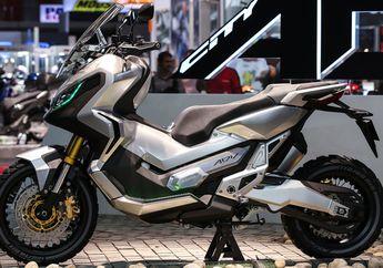 Terbongkar Kapan Waktu Peluncuran Honda ADV 300 yang Digadang Basicnya dari Honda Forza 300 Tapi Unggul dalam Banyak Hal