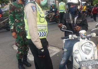 Bikers Harus Paham,Selama PSBB Aplikasi Pendaftaran Online SIM Disiapkan Oleh Pemkab Tangerang