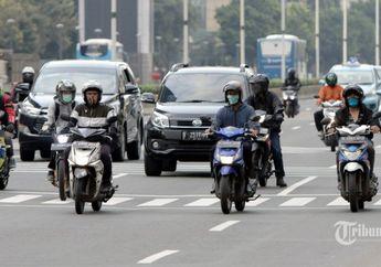 PSBB Masa Transisi di Jakarta Motor DiberlakukanAturan Ganjil Genap, Kapan Dan Di Mana Ini Penjelasannya