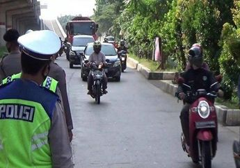 Pemudik Ketar-ketir, Ini Kategori Masyarakat yang Diberikan SIKM DKI Jakarta, Siap-siap Putar Balik ke Kampung Lagi