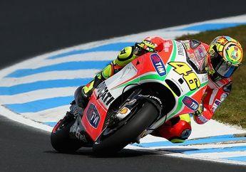 Wuih Enggak Cuma Para Fans, Bos Ducati Juga Berharap Valentino Rossi Tunda Pensiun di MotoGP
