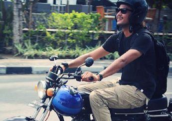 Breaking News! Pemain Film Dwi Sasono Ditangkap Karena Penyalahgunaan Narkoba, Ternyata Doyan Pose di Atas Motor