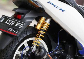 Pemilik Honda PCX 150 Mana Suaranya? 4 Pilihan Sokbreker Belakang Aftermarket, Harganya Pas di Kantong