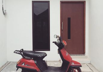 Bukan Vespa Corsa, Ini Motor Matic Pertama yang Ngaspal di Indonesia