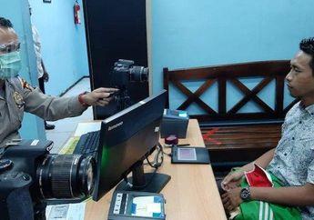 Pelayanan SIM Kembali Dibuka, Diberlakukan Penerapan New Normal
