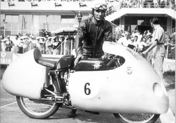 BREAKING NEWS: Legenda Balap Motor Grand Prix Tahun 1950-an, Carlo Ubbiali Meninggal Dunia