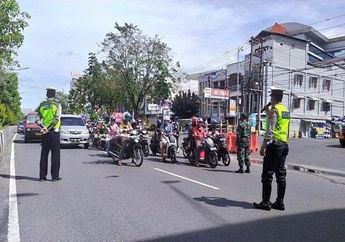 49 Hari Penerapan PSBB Di Jadetabek, Dirlantas Polda Metro JayaBaruBerikan Teguran Tertulis Bukan DendaKepada 82.573 Pengendara