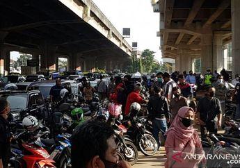 Bikers Simak Nih! Cegah Penumpukan Massa, Perpanjangan SIM Dibatasi 100 Orang per Hari