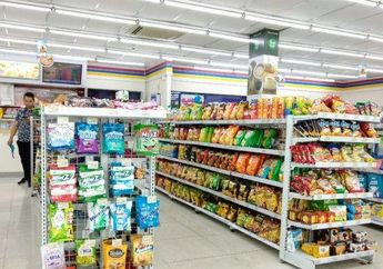 Horeee Indomaret Bagi-bagi Diskon Susu, Popok Sampai Cemilan, Buruan Berlaku Cuma Sebentar