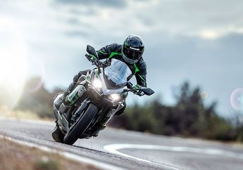 Segini Harga Motor Baru Kawasaki Ninja 1000SX yang Punya Banyak Mode Berkendara dan Keunggulan Lainnya
