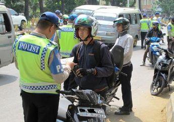Gak Semua Bikers Paham, Ini Pengertian Slip Merah dan Biru Saat Pemotor Kena Tilang Polisi
